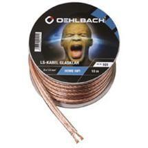 Oehlbach 101 - Reproduktorový kábel 2x1,50mm², 10m