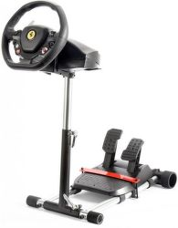 Wheel Stand Pro F458 (čierny) - stojan na volant a pedále
