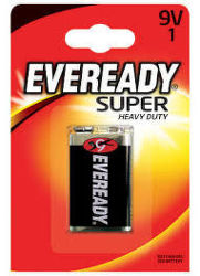 Eveready SHD 9V/6F22 FSB1