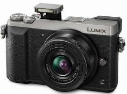 Panasonic Lumix DMC-GX80 + 12-32 mm (strieborný)