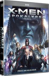 Bonton DVD X-Men: Apokalypsa
