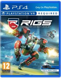 Sony VR RIGS Mechanized Combat League - PS4 hra