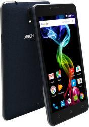 Archos 55B Platinum Dual SIM čierny
