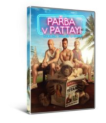 Pařba v Pattayi - DVD film
