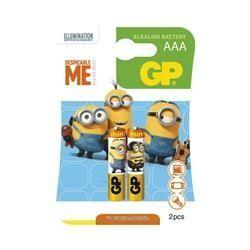 GP Minion AAA 2ks, Batérie