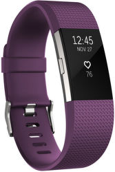 Fitbit Charge 2 L fialový