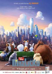 Tajný život mazlíčků - DVD film