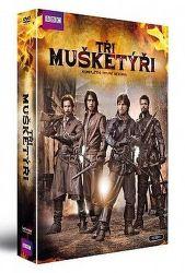 Traja mušketieri 1.série - 4x DVD