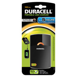 DURACELL USB Nabíjačka/zdroj 1800 mAh