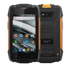 MyPhone Hammer Iron 2 čierno oranžový