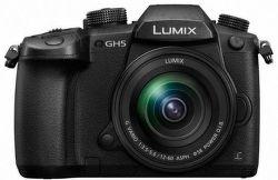 Panasonic Lumix DC-GH5 čierny + G Vario 12-60 mm