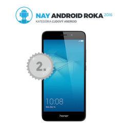 Honor 7 Lite Dual SIM šedý