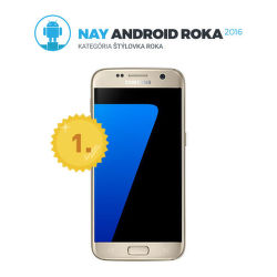Samsung Galaxy S7 32 GB zlatý
