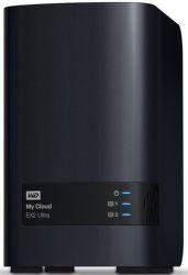 WD My Cloud EX2 Ultra 2x4TB (čierny)