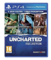 Uncharted: The Nathan Drake Collection - hra na PS4