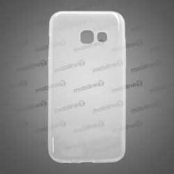 MOBILNET Gumené puzdro pre Samsung Galaxy A3 2017 (priehľadné)