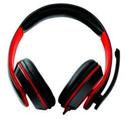 ESPERANZA EGH300R (červená) - 3.5mm Headset