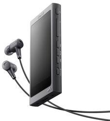 Sony NW-A35HNB 16GB čierny
