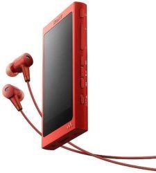 Sony NW-A35HNR 16GB červený