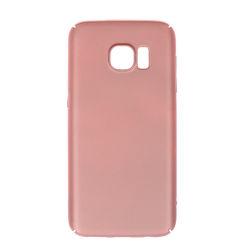Winner Galaxy S7 ružové puzdro velvet