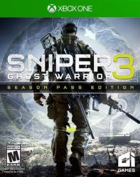 Sniper: Ghost Warrior 3 Season Pass Edition - Xbox One hra