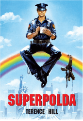 Superpolda - DVD film