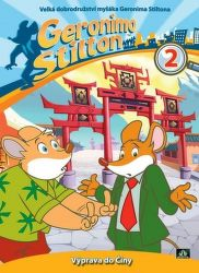 Myšák Geronimo Stilton 2 - DVD film