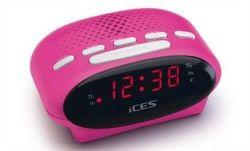 Lenco ICR-210 ružový