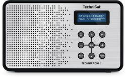 TechniSat TechniRadio 2 DAB strieborné