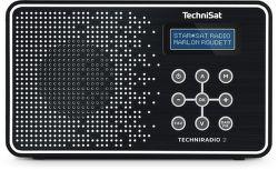 TechniSat TechniRadio 2 DAB čierne