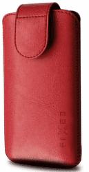 Fixed Sarif 6XL červené puzdro so zatváraním