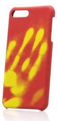 Mobilnet Plastové puzdro pre iPhone 7 červené