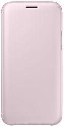 Samsung Flipové puzdro pre Galaxy J5 2017 ružové