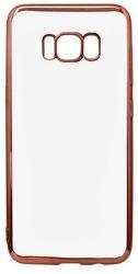 Mobilnet Gumené puzdro pre Samsung Galaxy S8 medené