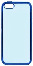 Mobilnet Gumené puzdro pre iPhone 5 modré