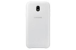 Samsung Galaxy J7 2017 biely dvojvrstvový kryt