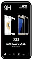 Winner 3D čierne ochranné sklo pre Huawei P9 Lite 2017