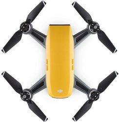 DJI Spark Fly More Combo žltý