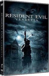Resident Evil: Vendetta - DVD film