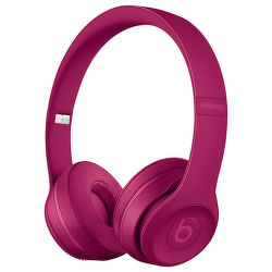 Beats Solo3 Wireless Neighbourhood Collection červené