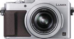 Panasonic Lumix DMC-LX100 strieborný
