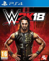 WWE 2K18 - PS4 hra