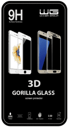Winner 3D ochranné tvrdené sklo pre Samsung Galaxy Note 8, čierna