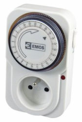 EMOS P5502 Hodiny spín. TS-MD3 (1FD/2A) mech.