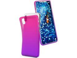 SBS Cool puzdro pre Apple iPhone X a Xs, ružová/fialová