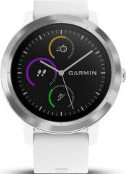 GARMIN vívoActive3, strieborno-biela