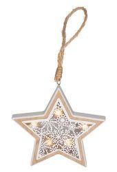 Solight 1V45-S LED vianočná hviezda