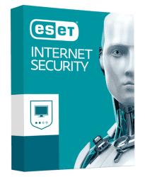 Eset OEM Internet Security 2018 1 PC / 2 roky vystavený kus s plnou zárukou