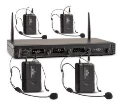Malone Duett Quartett Fix V3 bezdrôtový mikrofónový set
