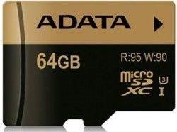 ADATA microSDXC XPG 64GB UHS-I U3